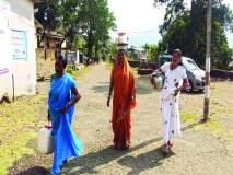दासगाव, वहूर परिसरातील गावांचा पाणीपुरवठा ठप्प