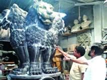 अंजूरमध्ये घडतोय ऐतिहासिक अशोकस्तंभ