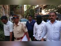 Mumbai CST Bridge Collapse : नीरजकुमार देसाईच्या पोलीस कोठडीत वाढ