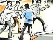भाजपा नगरसेवक पुत्राचा लोकमत वार्ताहरावर हल्ला