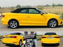 Audi A3 Cabriolet review: राजेशाही थाट, धावते सुस्साट, Audi A3ची काही औरच बात
