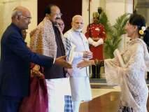 24 अकबर रोड ते राजपथ; आंग सान सू की यांचा भारतातील प्रवास