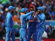 ICC World Cup 2019 IND vs AUS : भारताचे ऑस्ट्रेलियाविरुद्ध विजयाचे अर्धशतक