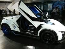 भव्य 'कार'नामा... वाहन उद्योगाची सैर घडवणारे Auto Expo 2018