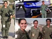 सलाम ! अवनी चतुर्वेदी ठरली लढाऊ विमान उडवणारी पहिली महिला वैमानिक