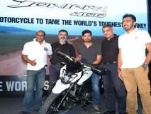 बजाज डॉमिनर ४०० ची अनोखी सफर, सर्वांत कठीण प्रवास पूर्ण करणारी एकमेव भारतीय बाइक