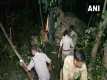 त्रिपुरामध्ये बसचा भीषण अपघात, 29 जवान जखमी