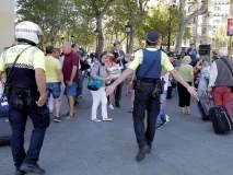 स्पेनमध्ये दहशतवादी हल्ला
