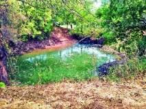 बार्शी - कुर्डूवाडी पाईपलाईनमधून पाण्याची चोरी