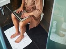 तुम्हाला माहितीये का तुम्ही आयुष्यातील किती वेळ बाथरूममध्ये घालवता?