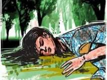 लाखनवाडा येथील महिला सरपंचास बेदम मारहाण