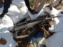 माजलगाव-परभणी रोडवर भीषण अपघात, 4 जणांचा मृत्यू