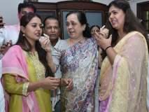 बीड लोकसभा निवडणूक निकाल 2019 : बीडमध्ये मुंडे भगिनींची सरशी; भाजपच्या प्रीतम मुंडेंचा दणदणीत विजय