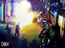 थिएटरमध्ये पद्मावत सिनेमा सुरू असताना पेट्रोल बॉम्ब फोडून केला स्फोट, लोकांची पळापळ