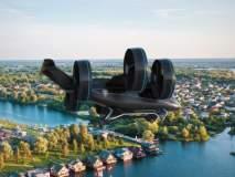 CES 2019 : लढाऊ विमानाप्रमाणे जागेवरच उडणारी, उतरणारी हवाई टॅक्सी येणार