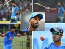 #BestOf2017 : या पाच क्रिकेटपट्टूंनी गाजवलं हे वर्ष