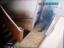 भाईंदर : काँग्रेस नगरसेवकांचं घर पेटवण्याचा प्रयत्न