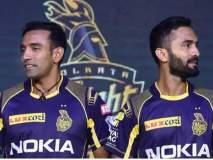 IPL 2019 : जेव्हा कार्तिक आणि उथप्पा मैदानामध्येच भांडतात तेव्हा, व्हिडीओ वायरल...