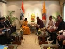 भूतानचे पंतप्रधान तीन दिवसांच्या भारत दौऱ्यावर