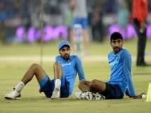 India Vs England : भारतीय संघाला चिंता वेगवान गोलंदाजीची