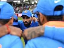India vs Pakistan : गड आला, पण सिंह गेला; भारताचा 'हा' खेळाडू पुढील तीन सामन्यांना मुकणार!