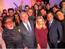 बिग बी अमिताभ बच्चन यांना पाहून इस्त्रायलचे पंतप्रधान बेंजामिन नेतान्याहू भारावले, म्हणाले...