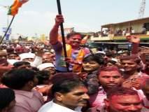 जलसंपदामंत्री गिरीश महाजन यांनी गड राखला, जामनेर नगरपरिषदेत भाजपाला १०० टक्के यश