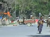 अफगाणिस्तानात दोन स्फोट; 25 जणांचा मृत्यू