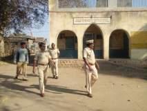 दोन गटात हाणामारीनंतरबोरी अडगाव बंद; जमावबंदीचे आदेश, गावात पोलिसांचा बंदोबस्त