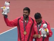 Asian Games 2018: भारतीय टेनिसपटूंची संमिश्र पण अपेक्षा उंचावणारी कामगिरी