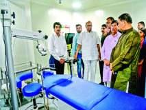 बोपोडीत महापालिकेचे नेत्र रुग्णालय