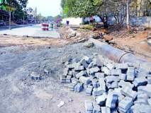 बोरगाव-गिट्टीखदान सिमेंट रोड कधी पूर्ण होणार?