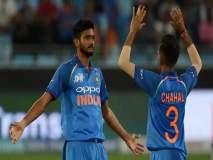 IND vs WI 3rd T20 : भारताच्या 'या' गोलंदाजाने दिला तिसऱ्या सामन्यात पहिला चौकार
