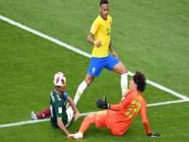 FIFA Football World Cup 2018 : पहिल्या सत्रात ब्राझीलचे थंडा, थंडा... कूल, कूल