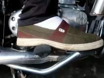 बाईक चालविताना सारखा ब्रेकवर पाय ठेवल्यास होते नुकसान