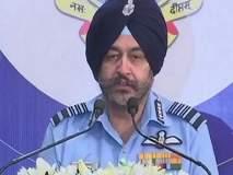 चीन-पाकशी एकत्र निपटण्यासाठी भारतीय हवाई दल सज्ज- बी. एस. धनोवा