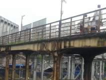 पादचारी, रोड ओव्हर पुलांच्या सुरक्षा अहवालाची प्रतीक्षा, माहिती अधिकारात उघड