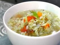 वजन कमी करण्यासाठी फायदेशीर ठरतं कोबीचं सूप; असं करा तयार!