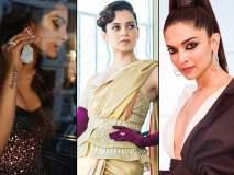 Cannes रेड कार्पेटवर दीपिका, प्रियांका, कंगनाचा जलवा; कोण दिसलं सर्वात भारी?