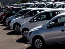 ६४ हजार वाहने विक्रीविना पडून , व्यावसायिक वाहने निर्यातीत घट