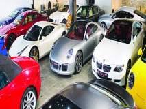लक्झरी मोटारींच्या विक्रीत देशात नोंदविली २० टक्के वाढ