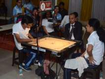 राष्ट्रीय कॅरम स्पर्धा : प्रशांत मोरे - इर्शाद अहमद यांच्यात जेतेपदाचा सामना