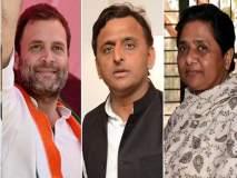 Lok Sabha Election 2019 : मायावती, अखिलेश भाजपसोबत जाणार नाही; राहुल गांधींचा दावा