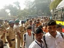 मुंबई : छात्र भारतीच्या कार्यक्रमाला परवानगी नाकारली, कार्यकर्त्यांची पोलिसांकडून धरपकड