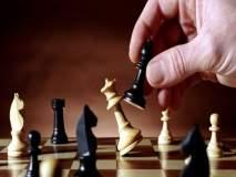 बुद्धिबळ:नूबेर शाहला नमवूनबेलारूसचाअलेक्सेजआघाडीवर