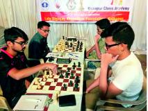 रामनाथम, इंद्रजित, रणवीरची आगेकूच कायम : भगवान महावीर आंतरराष्ट्रीय गुणांकन खुल्या बुद्धिबळ स्पर्धा
