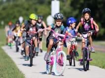 पायी चालणं अन् सायकलिंगमुळे मुलांमधला लठ्ठपणाचा धोका होतो कमी - रिसर्च