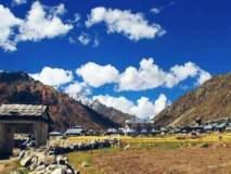 हे आहे भारतीय सीमेवरील सर्वात शेवटचं गाव, अॅडव्हेंचरचा अनुभव घेण्यासाठी खास डेस्टिनेशन!