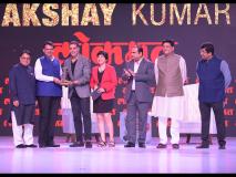 LMOTY 2018 : अक्षय कुमारच्या सामाजिक जाणिवेला 'लोकमत'चा मानाचा मुजरा, विशेष पुरस्काराने गौरव