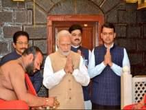 गरिबांचं दु:ख दूर करण्यासाठी पंतप्रधानांना शक्ती दे..., मुख्यमंत्र्यांचे साईबाबांकडे साकडे